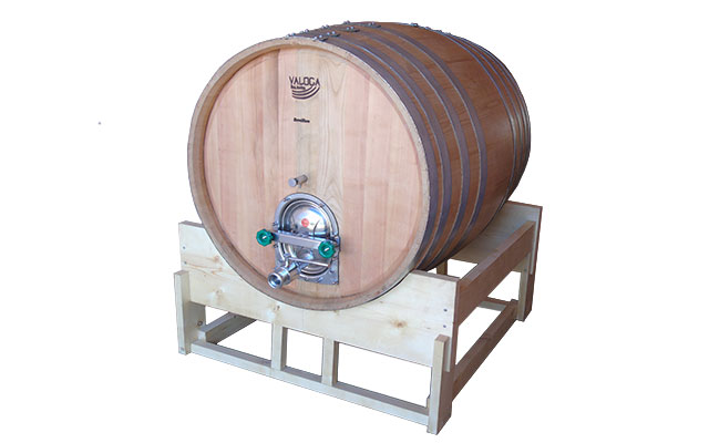 Cherry Round and Oval casks