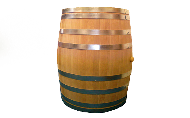 500 Liters Tonneaux oak barrels