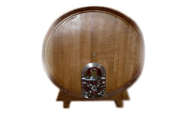 Oak Round and Oval casks